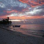 Sunrise at the beach - amazing