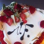 la favolosa torta pannamore...(fatta fare x il mio anniversario)
