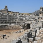 Xanthos - Lycian Antique City