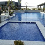 Piscinas y zona chill-out