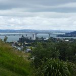 A view from top of Mt Victoria