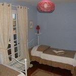 Suite Mésanges bleues lits de 90