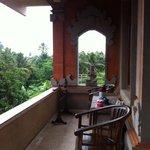 deluxe room privacy balcony