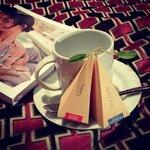 чай в номере