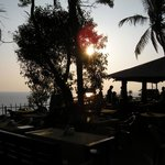 Sunset Views of Varkala