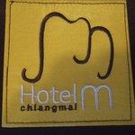 Hotel M Chiangmai logo
