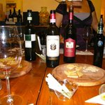 Wine Tasting at Obsequim in Florence