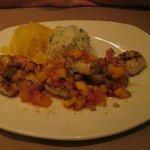 Sea Scallops & Shrimp