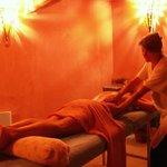 trop bien le massage relaxant