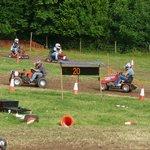Mower race July