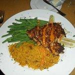 Essen im Hotelrestaurant