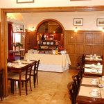 Hotel du Pré Breakfast Room
