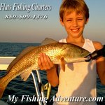 Flats Fishing Charters in St. George Island Florida