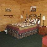 Cabin 10 inside