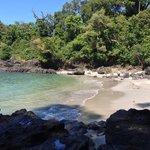 пляж в Мануэль Антонио парк