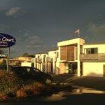 Outside of Aspen Court Motel