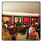 Café do Porto - Expo Andy Warhol