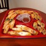 Eggroll Platter