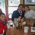 Lorna , Danny and myself