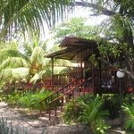 The only hotel in the far NW Chinandega Province