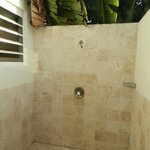 Private Outdoor Shower - Villa 4