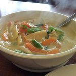 Green Curry Chicken - Wonderful