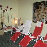 Hotel Mercure Regensburg,Wellnessbereich