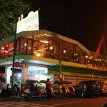 Legian Garden Restaurant is in the heart of Malioboro street