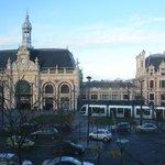 La estación de Valenciennes