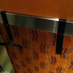 Elevator trim held on with Duck tape!