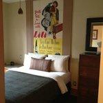 separate bedroom, room 501