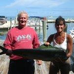 Deb and captain John