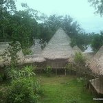Traditional Building techniques for the Eco lodge
