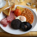 Full English.....YUM !!
