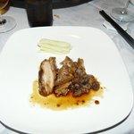 Pork Chop in Mandarin sauce