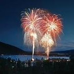 Fireworks on Grand Lake (every 4th of July & New Year's Eve)