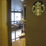 Starbucks off the Lobby