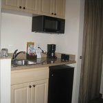 """Kitchenette"" in Room"