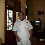 Chef Javier!!