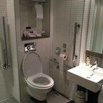 Großs Badezimmer