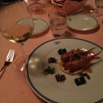 As wonderful tasting as it looks ~ Evening Restaurant San Pietro