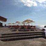 San Pietro Beach area