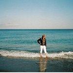 Das ist der Strand von Letojanni
