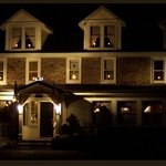 Evening at the Ferndale Inn