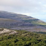View of Burren from hotel