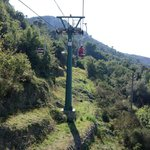 Chair Lift from Anacapri to Summit