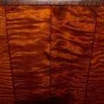 Curly Redwood Grain
