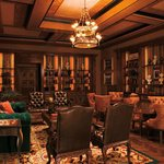 Library at Fairmont Grand Del Mar