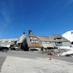 Timberline Lodge on Mount Hood