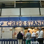 Foto de The Magic Pan Crepe Stand